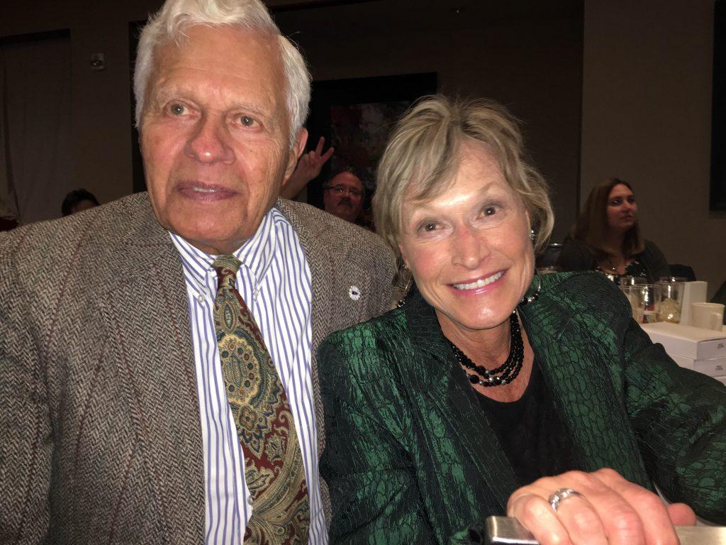 Russ and Linda Cook
